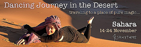 Dancing Journey in the Desert 2019