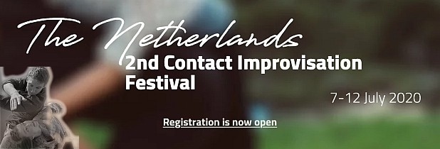 2nd Contact Improvisation Festival NL